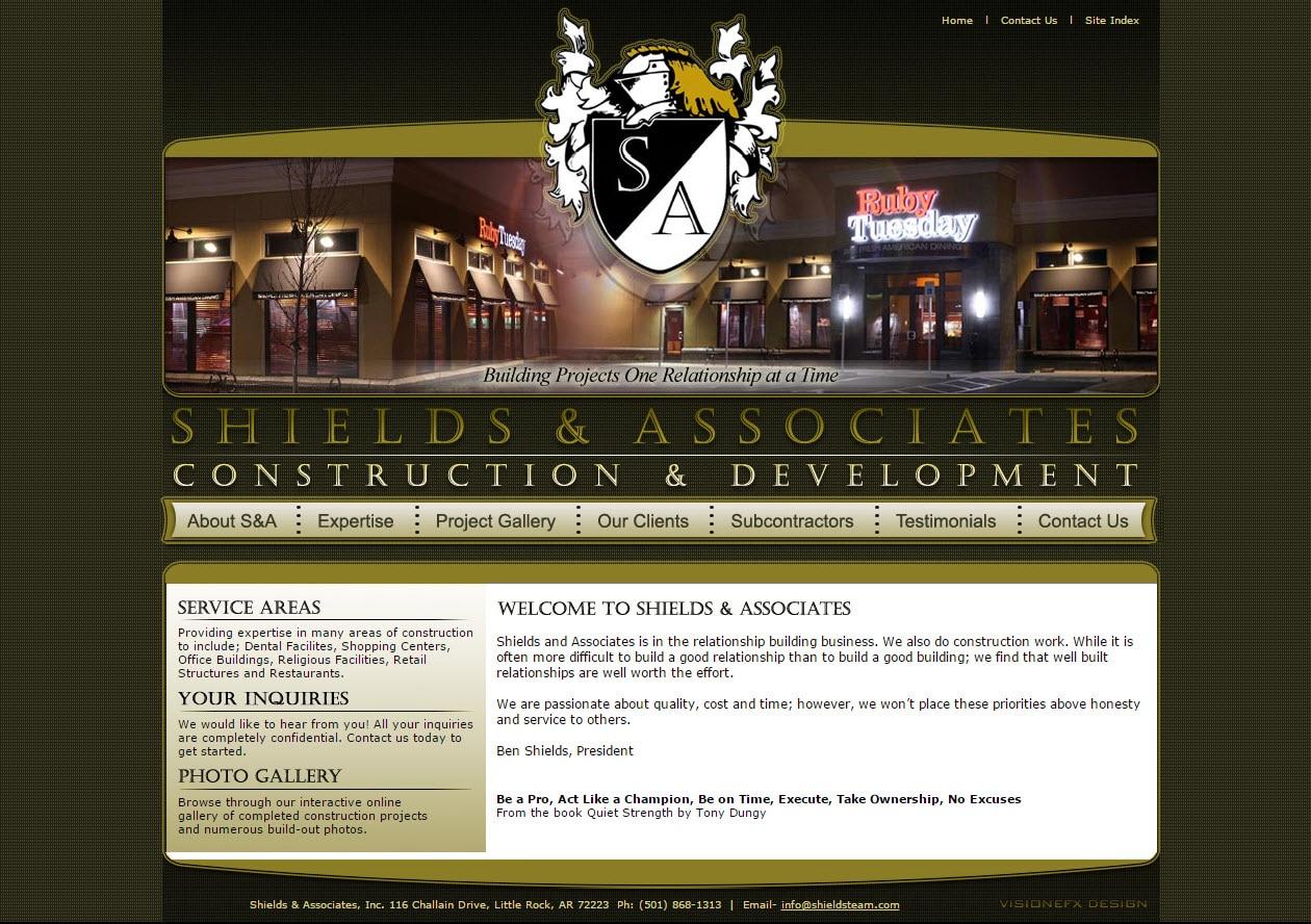 Website design Builders Contractors