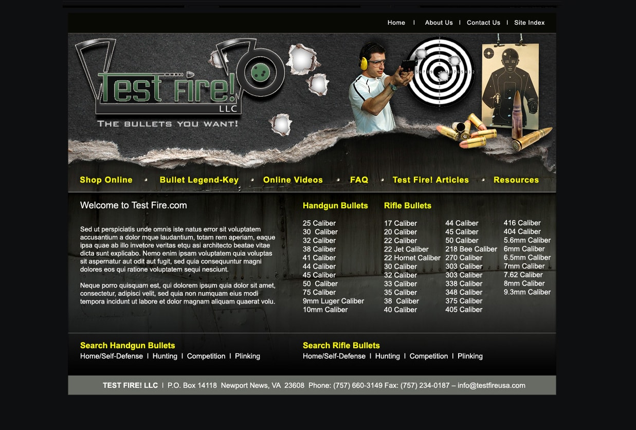 Custom Web Design, Web Development Applications