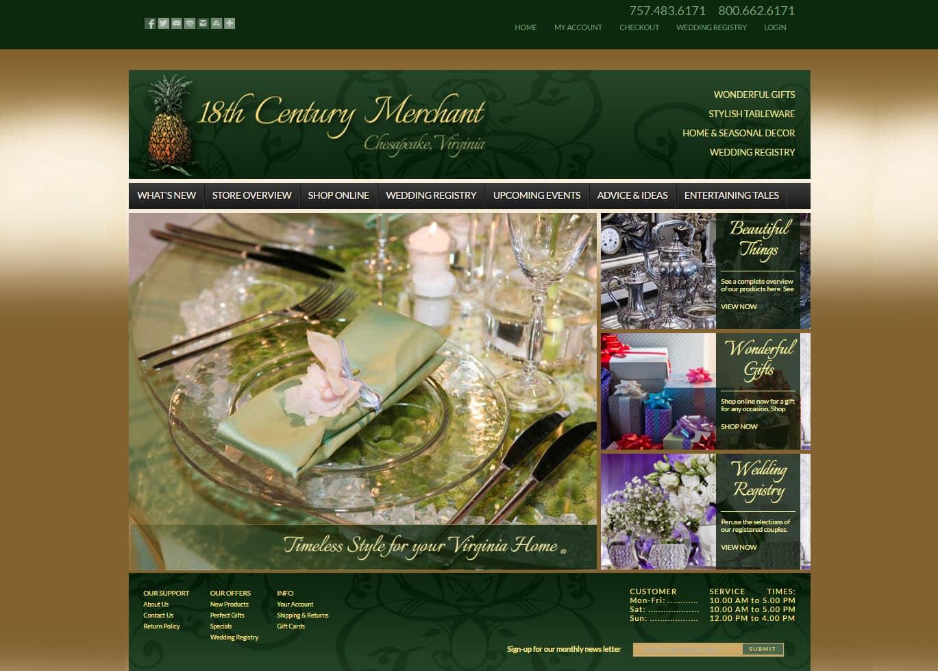 Ecommerce Website Design, Ecommerce Web Development