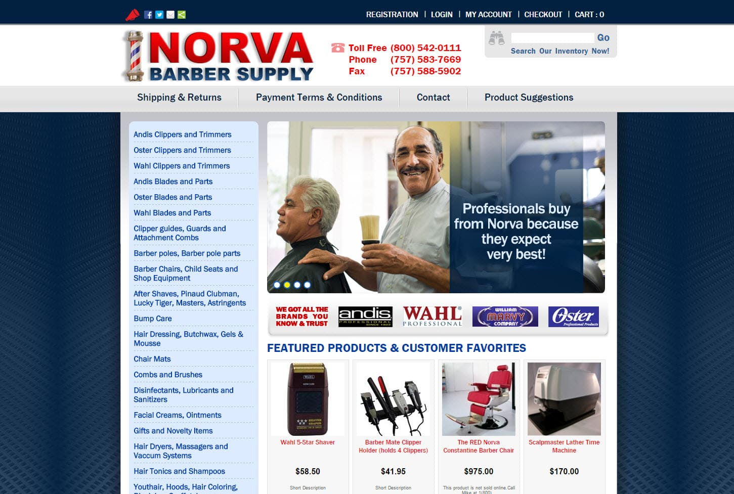 Web Design and development ecommerce websites