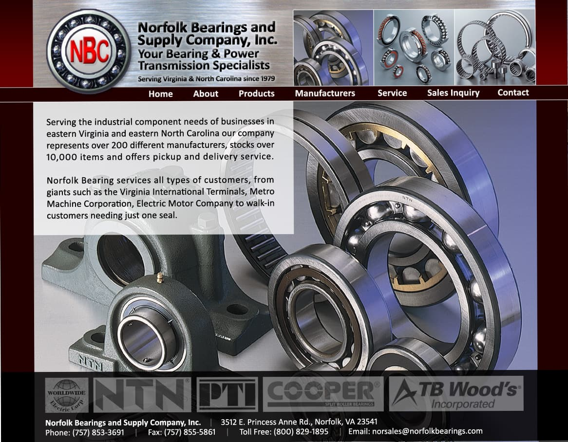 Website Design Norfolk Ne