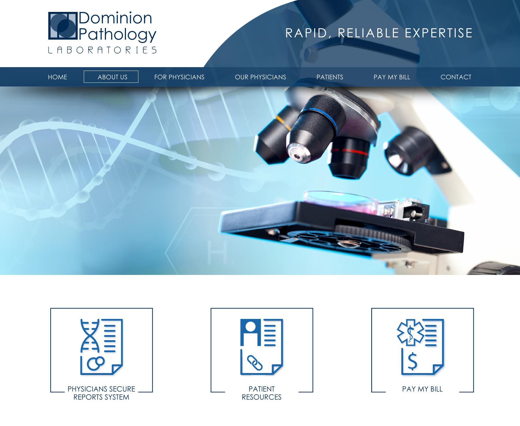 Website design Healthcare Providers