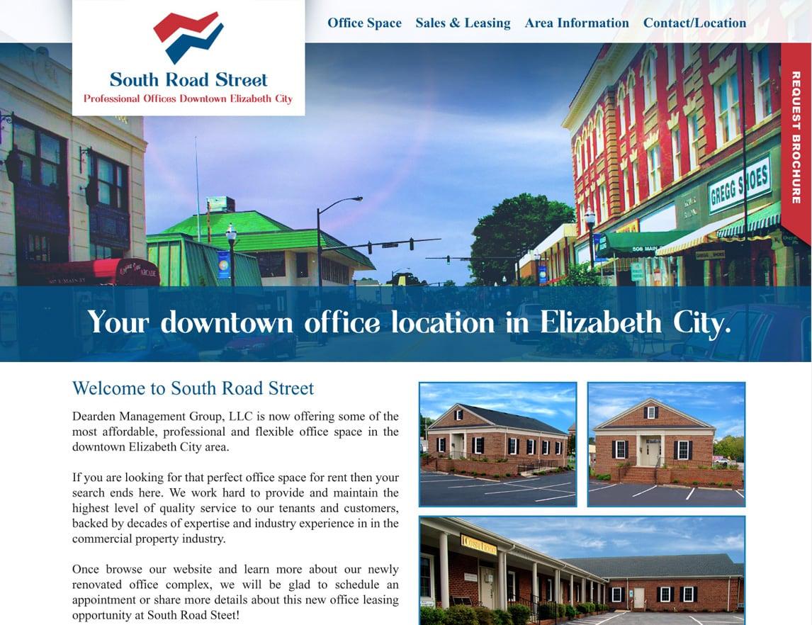 Website design Real Estate companies in Virginia