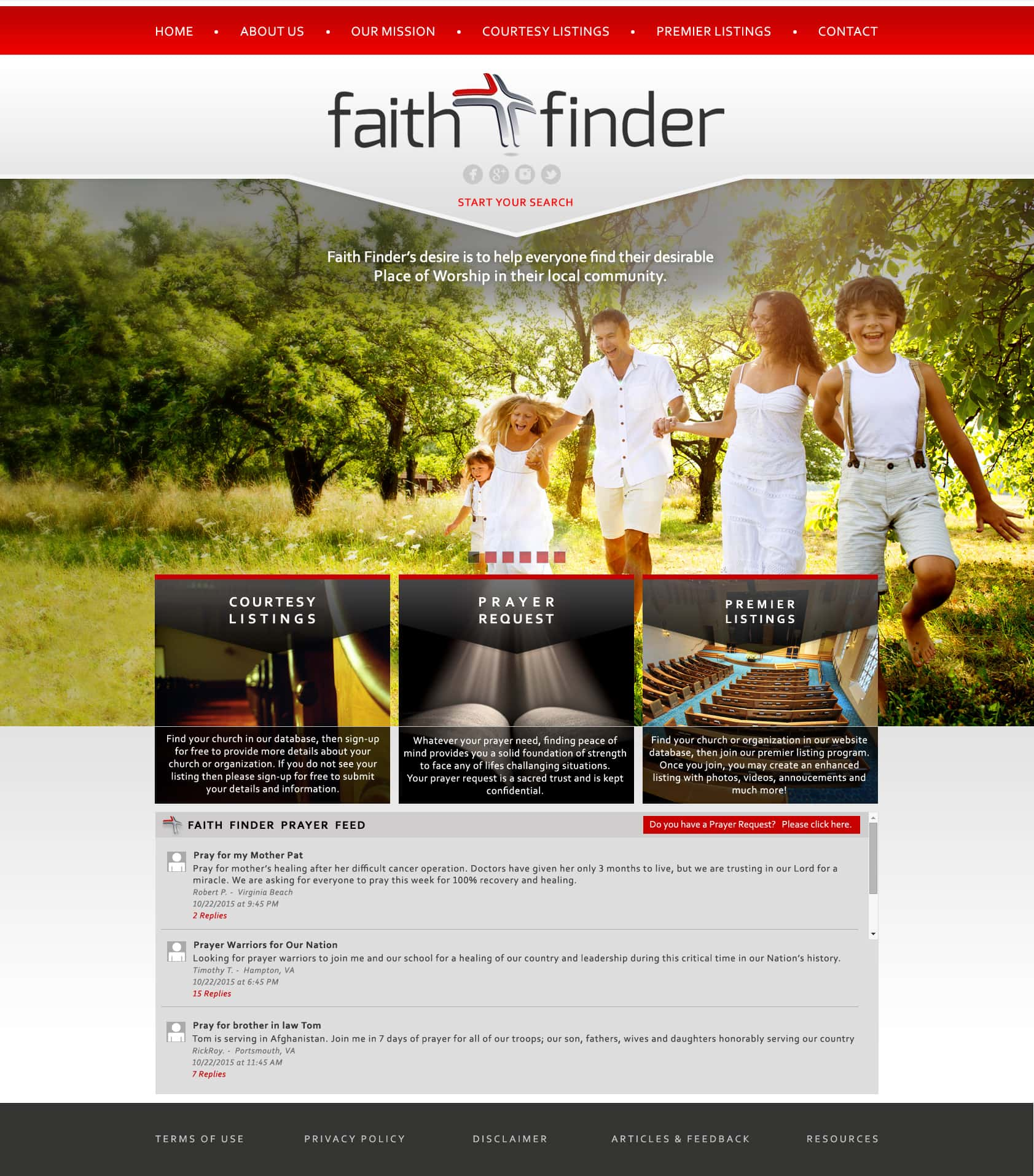 Web Design, Development Social Networking websites