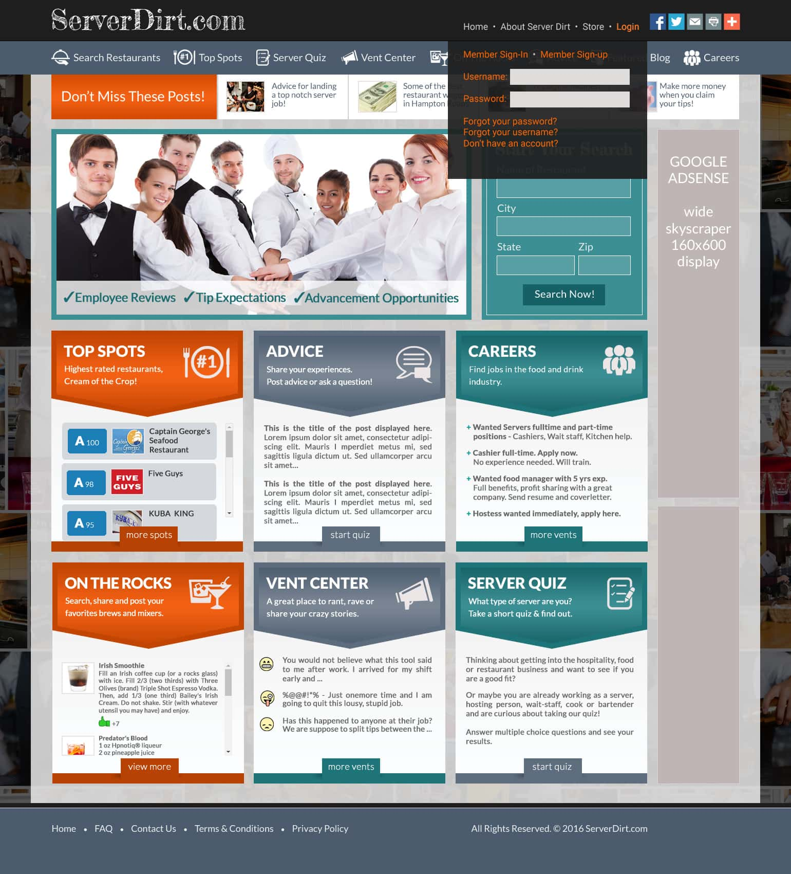 Web Design, Development Social Networking websites | VISIONEFX