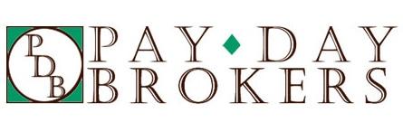 Logo design Norfolk VA - Payday Brokers logo design