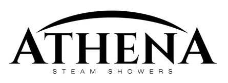 Athena Shower logo design Roanoke VA