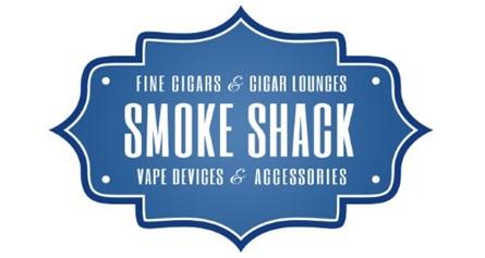 Vape shop logo design