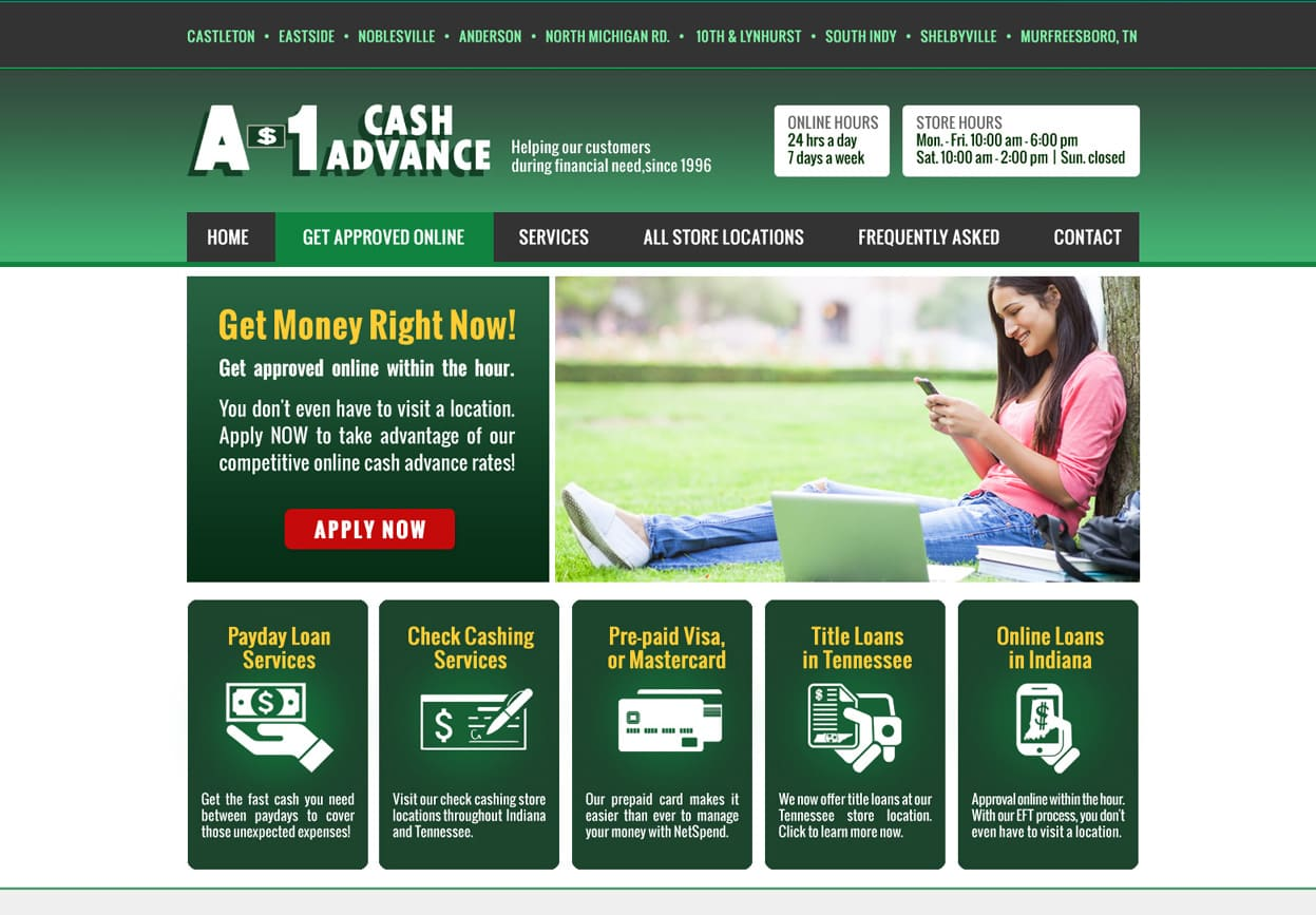 Cash advance places in fremont ohio picture 1