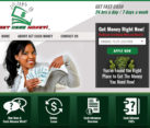 Payday Lending Website Design
