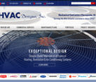 HVAC Web Design Chesapeake