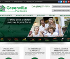 Website Design Pest Control Companies South Carolina