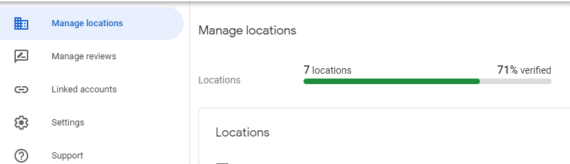 Manage Multiple GMB Listings In Once Place