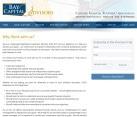 Website Design Financial Consultants