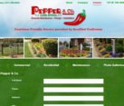 Web design landscaping companies