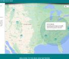 Google Map Development Virginia