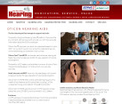 Website Design Audiology & Audiologist  Virginia