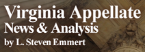 Virginia Appellate Analysis