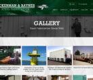 Website Design Metal Fabrication