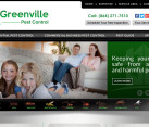 Website design pest control business