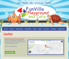 Website Design Family Entertainment Centers