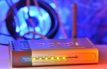 Make sure you have a good wireless router