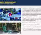 Website Design Sound Enclosures Company