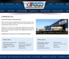 Website Design Industrial Business