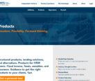 Financial Institution Web Design