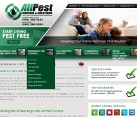 Website Design Pest Control Company Virginia