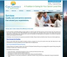 Website Design Medical Senior Care Consultants