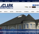 Roofing Company Website Design Hampton Roads