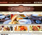 Website Design Restaurants Cafes