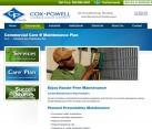Web Design HVAC Williamsburg