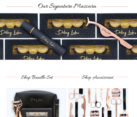 Website Design Ecommerce Beauty Products