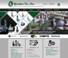 Website design for manufacturing companies