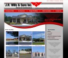 Website design construction companies Suffolk VA