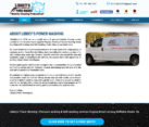 Website Design Power Washing Companies