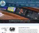 Website Design Marine Boats Sales Services