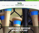 Website Design Sports Athletic Centers