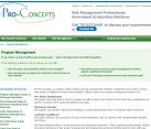 ProConcepts – Risk Management Software