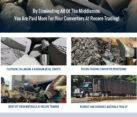Web Design Recycling Metal Processor Business
