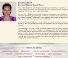 Web design counselors therapists Virginia Beach