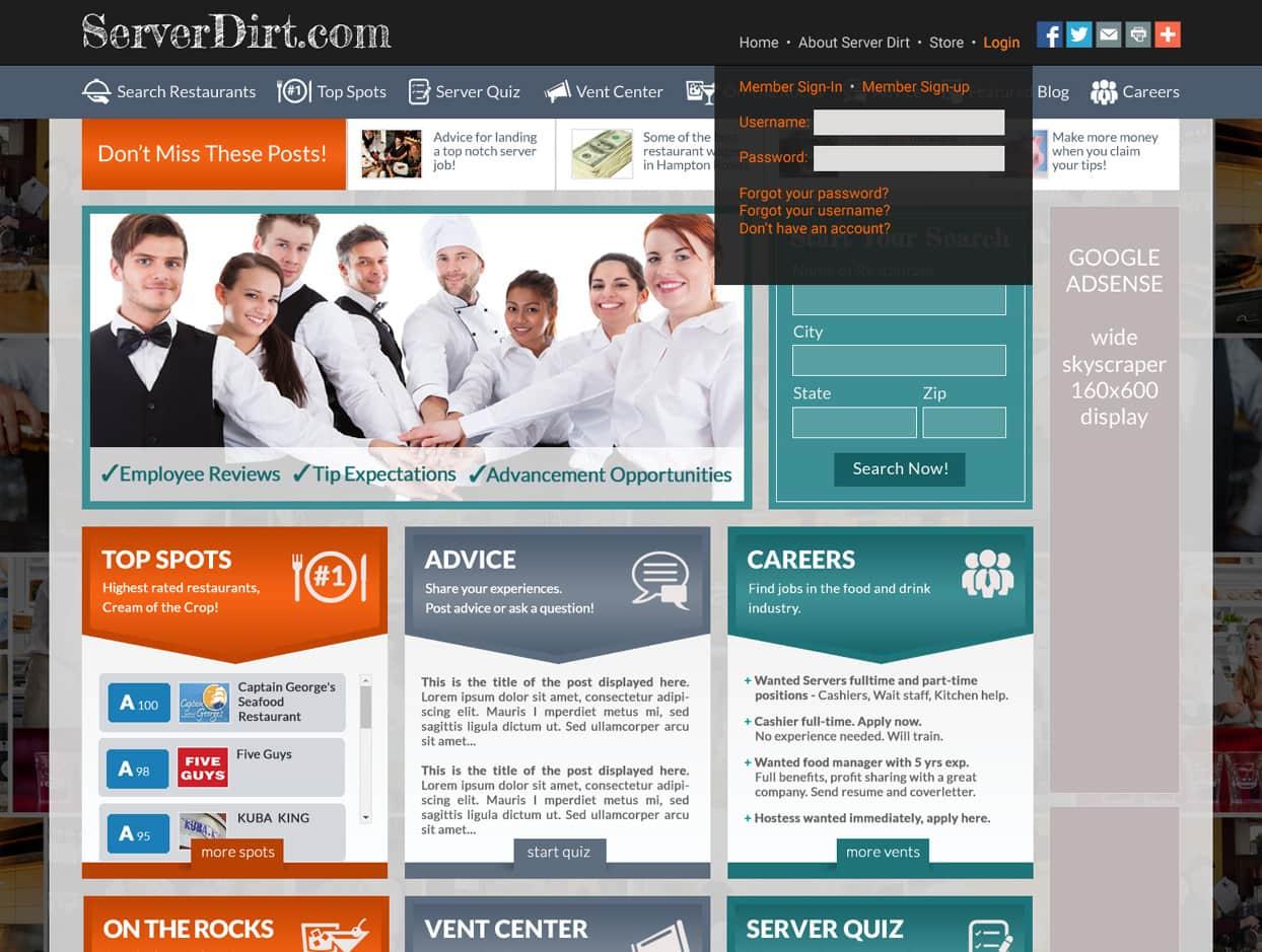 Custom Websites, Web development, Programming | VISIONEFX