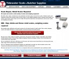 Tidewater Scale and Butcher Supply