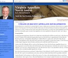 Virginia Appellate Analysis Newsletter
