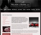 Website design attorneys law practice Charlottesville VA