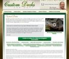 Affordable Custom Decks