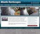 Web Design Hardscape Concrete Business Virginia Beach
