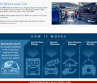 Auto Sales Website Application Design